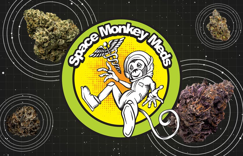 Space Monkey Meds | Featured Products & Details | Weedmaps