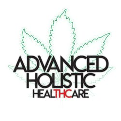 Advanced Holistic Healthcare marijuana dispensary menu