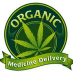 Organic Medicine Delivery marijuana dispensary menu