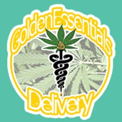 Golden Essentials Delivery marijuana dispensary menu
