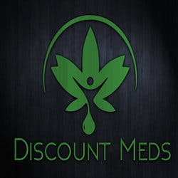 Discount Meds marijuana dispensary menu