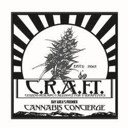 CRAFT Cannabis Delivery marijuana dispensary menu