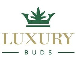 Luxury Buds marijuana dispensary menu