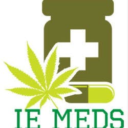 IE Meds marijuana dispensary menu