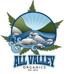 All Valley Organics marijuana dispensary menu