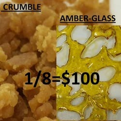Healing Nations 1 8 Of Gold Crumble 100 Murrieta Ca