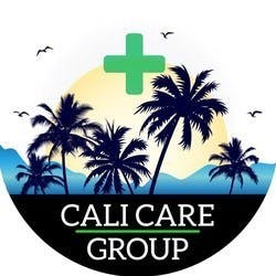 California Care Group Medical marijuana dispensary menu