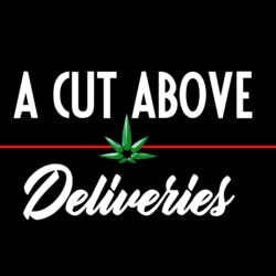 A Cut Above Deliveries Medical marijuana dispensary menu