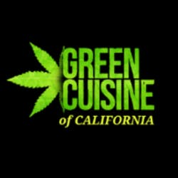 Green Cuisine Delivery  Oxnard Medical marijuana menu