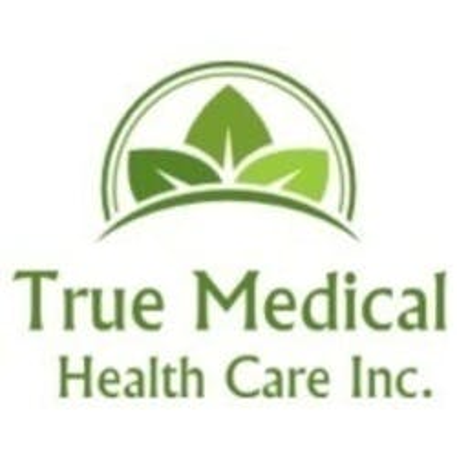 True Medical Health marijuana dispensary menu