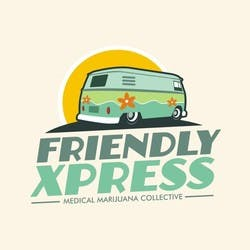 Friendly Xpress Medical marijuana dispensary menu