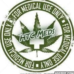 HTC Meds marijuana dispensary menu
