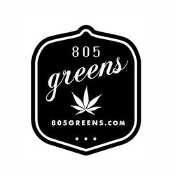 805 Greens marijuana dispensary menu