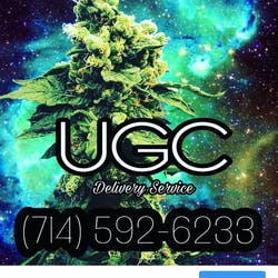 UGC  UnderGround Cannabis marijuana dispensary menu