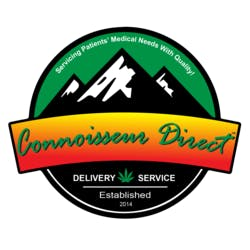 Connoisseur Dit marijuana dispensary menu