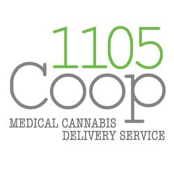 1105 Cooperative Medical marijuana dispensary menu