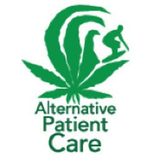 APC  Alternative Patient Care marijuana dispensary menu