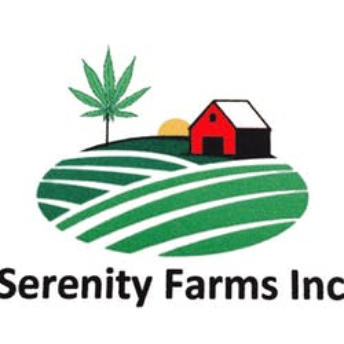 Serenity Farms Inc marijuana dispensary menu