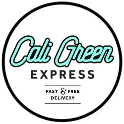Cali Green Express marijuana dispensary menu