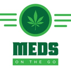 Meds On The Go Medical marijuana dispensary menu