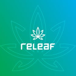 Releaf Delivery marijuana dispensary menu