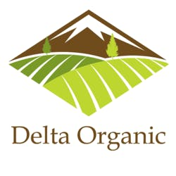 Delta Organic marijuana dispensary menu