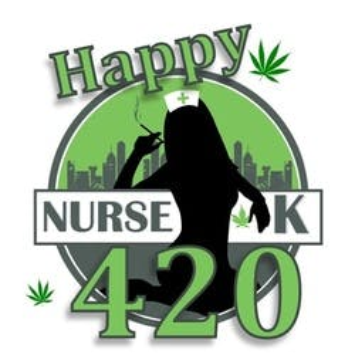 Nurse K marijuana dispensary menu