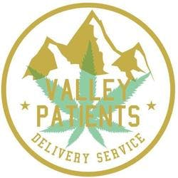 Valley Patients marijuana dispensary menu
