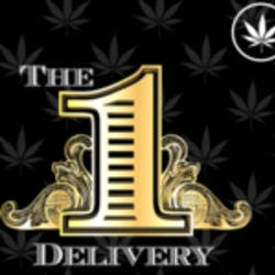 The 1 Delivery Service marijuana dispensary menu