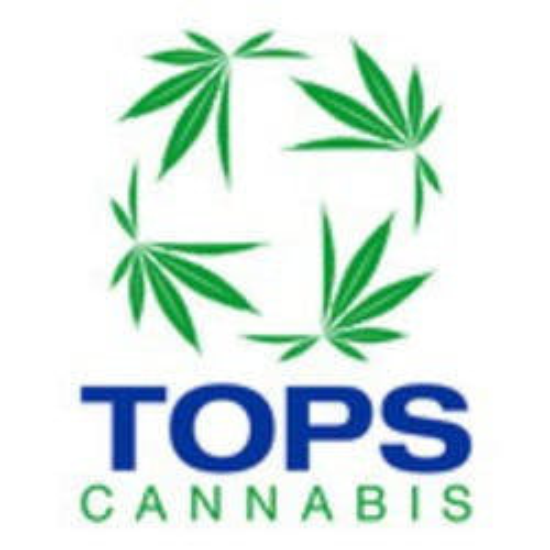 Tops Cannabis  Pasadena marijuana dispensary menu