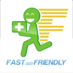 FAST N FRIENDLY (OPEN LATE!) - IRVINE