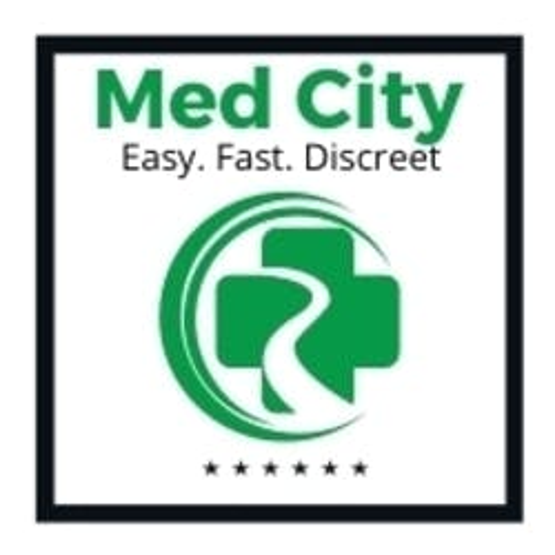 Med City Delivery  Hollywood marijuana dispensary menu