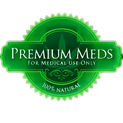 Premium Meds marijuana dispensary menu