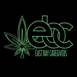 East Bay Caregivers marijuana dispensary menu