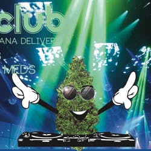 Bud Club marijuana dispensary menu