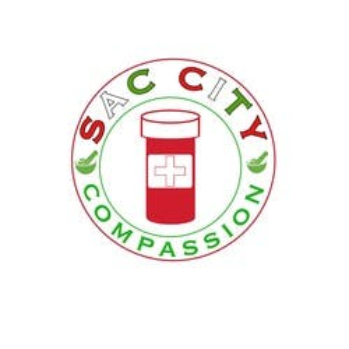 SacCity Compassion marijuana dispensary menu