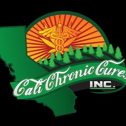 Cali Chronic Cures Inc marijuana dispensary menu
