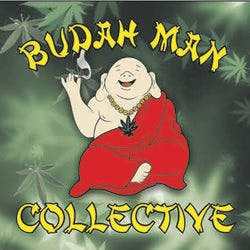 Budah Man Collective marijuana dispensary menu