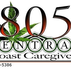 805 Central Coast Caregivers  5 Cities marijuana dispensary menu