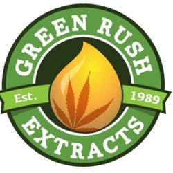 Green Rush Extracts marijuana dispensary menu