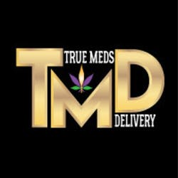 True Meds Delivery Incorporated marijuana dispensary menu