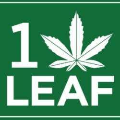 1Leaf marijuana dispensary menu