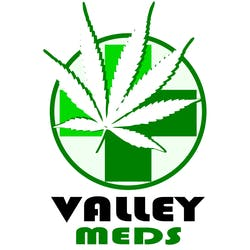 Valley Meds marijuana dispensary menu