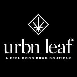 Urbn Leaf marijuana dispensary menu