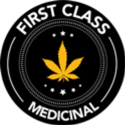 First Class Medicinal marijuana dispensary menu