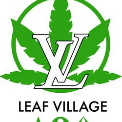 The Leaf Village marijuana dispensary menu