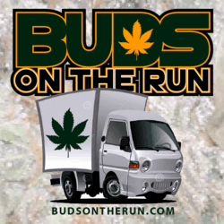 Buds ON The Run marijuana dispensary menu