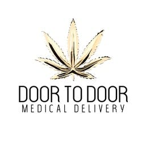 Door TO Door Meds marijuana dispensary menu