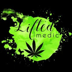 Lifted Medic marijuana dispensary menu