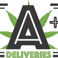 A Deliveries marijuana dispensary menu
